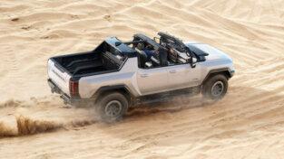 GM prezentē elektrisko Hummer - superīgi rādītāji ar superīgu cenu 4