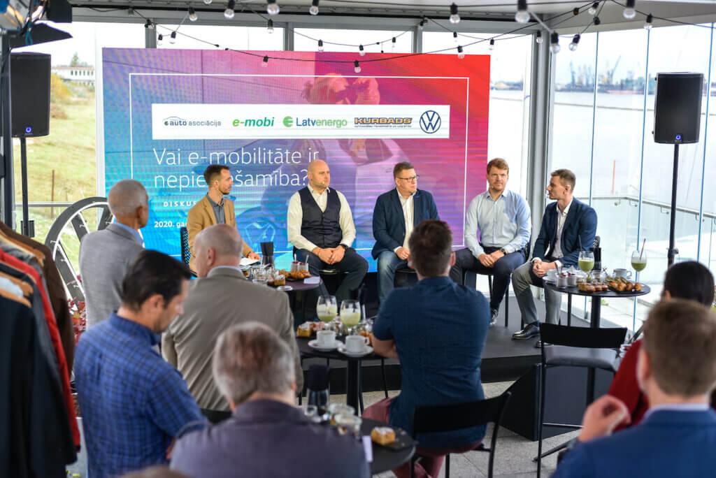 VW ID.3 diskusija