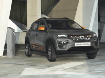 Dacia Spring Electric debitē kā lētākais elektroauto Eiropā 4