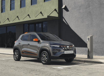 Dacia Spring Electric debitē kā lētākais elektroauto Eiropā 1