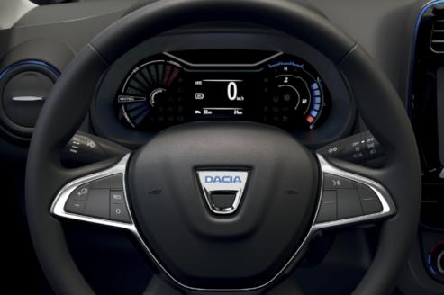 Dacia Spring Electric debitē kā lētākais elektroauto Eiropā 6