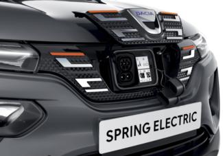 Dacia Spring Electric debitē kā lētākais elektroauto Eiropā 5