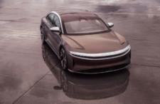 Lucid Air uzstāda uzlādes rekordu. Vai Teslai ir kārtīgs konkurents? 3