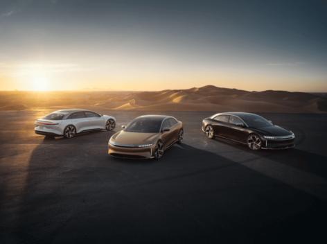 Lucid Air uzstāda uzlādes rekordu. Vai Teslai ir kārtīgs konkurents? 1
