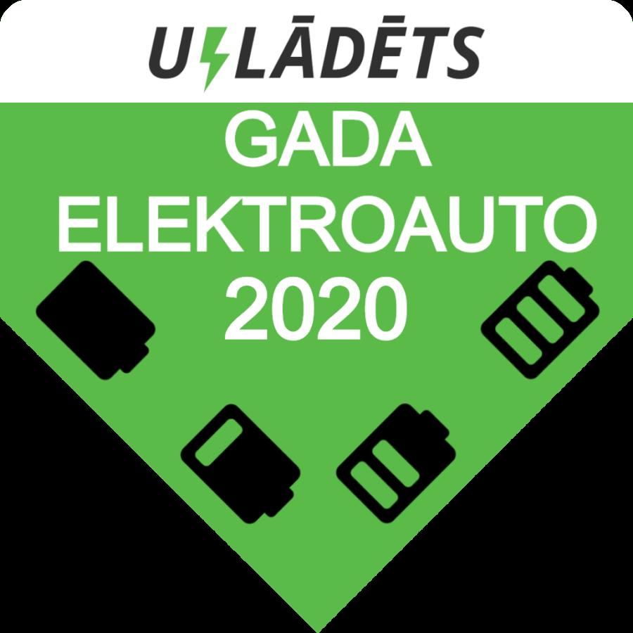 2020 gada elektroauto