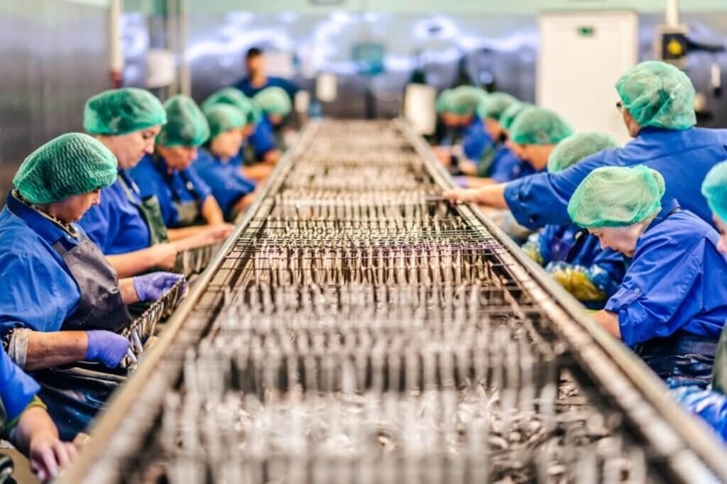 Banga Ltd ražošanas līnija