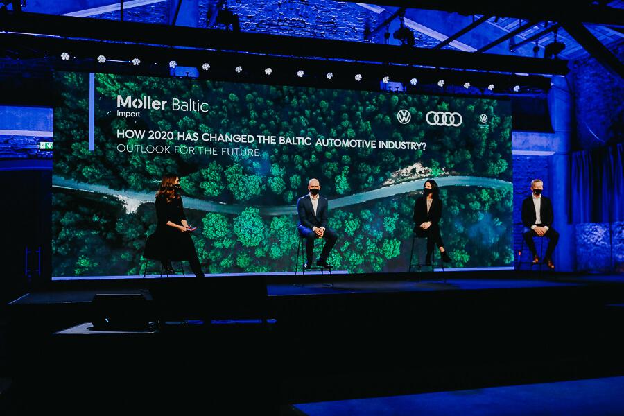 Moller Baltic import 2020.g. atskats