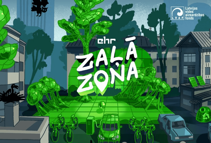 EHR Zaļā zona