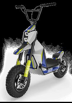 Mosphera - Latvijā ražots unikāls bezceļu elektriskais skrejritenis 2
