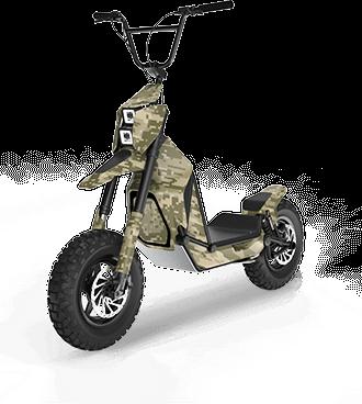 Mosphera - Latvijā ražots unikāls bezceļu elektriskais skrejritenis 1