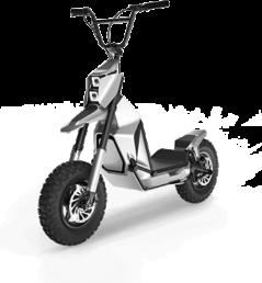 Mosphera - Latvijā ražots unikāls bezceļu elektriskais skrejritenis 3