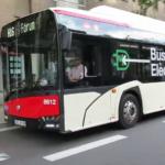 Barselonas elektriskais autobuss