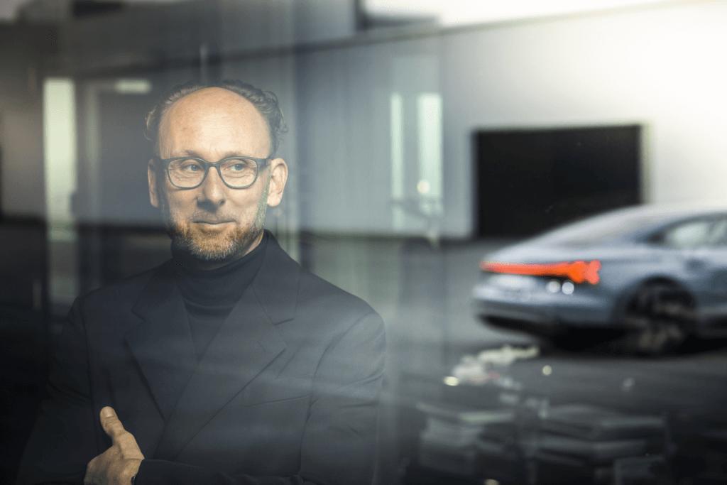 Marks Lihte un Audi e-tron GT