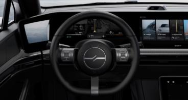 Sony VISION-S sāk izskatīties pēc īsta elektroauto 9