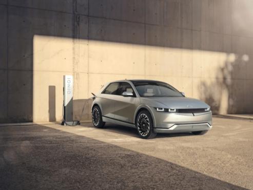 Hyundai prezentējuši Ioniq 5. Tesla cienīgs konkurents 1