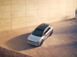 Hyundai prezentējuši Ioniq 5. Tesla cienīgs konkurents 4