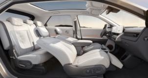 Hyundai prezentējuši Ioniq 5. Tesla cienīgs konkurents 8