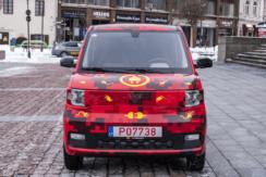 Dartz FreZe Nikrob ir lētākais elektroauto Eiropā un ar saknēm Latvijā 2