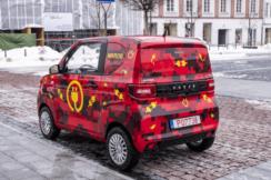 Dartz FreZe Nikrob ir lētākais elektroauto Eiropā un ar saknēm Latvijā 3