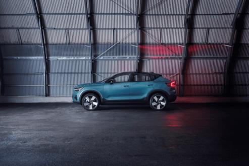 C40 Recharge ir nākamais solis Volvo tikai elektriskajā nākotnē 1