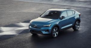 C40 Recharge ir nākamais solis Volvo tikai elektriskajā nākotnē 3