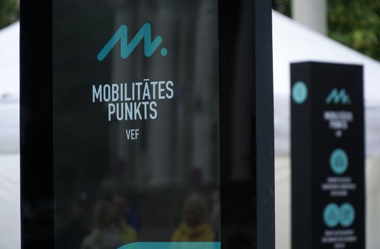 VEF mobilitātes punkts