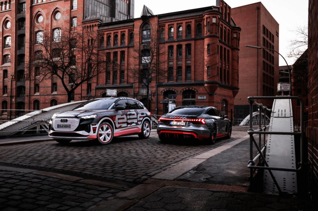 Audi Q4 e-tron un e-tron GT