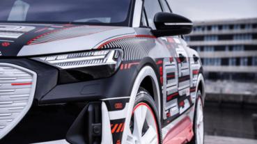 Audi atrāda Q4 e-tron pirms pirmizrādes 3