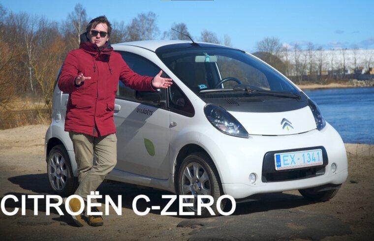 Citroen C-Zero titulbilde