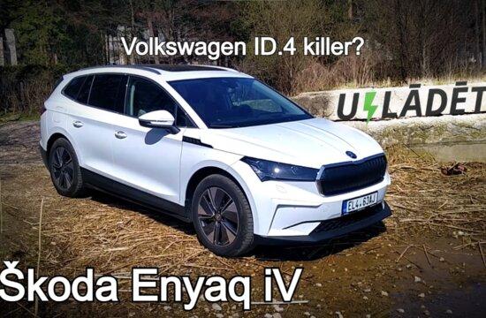 Škoda Enyaq iV