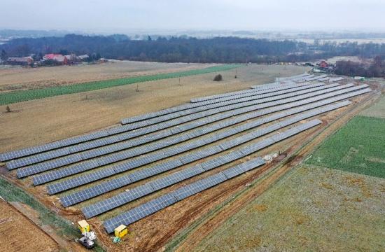 Elektrum saules parks Lietuvā