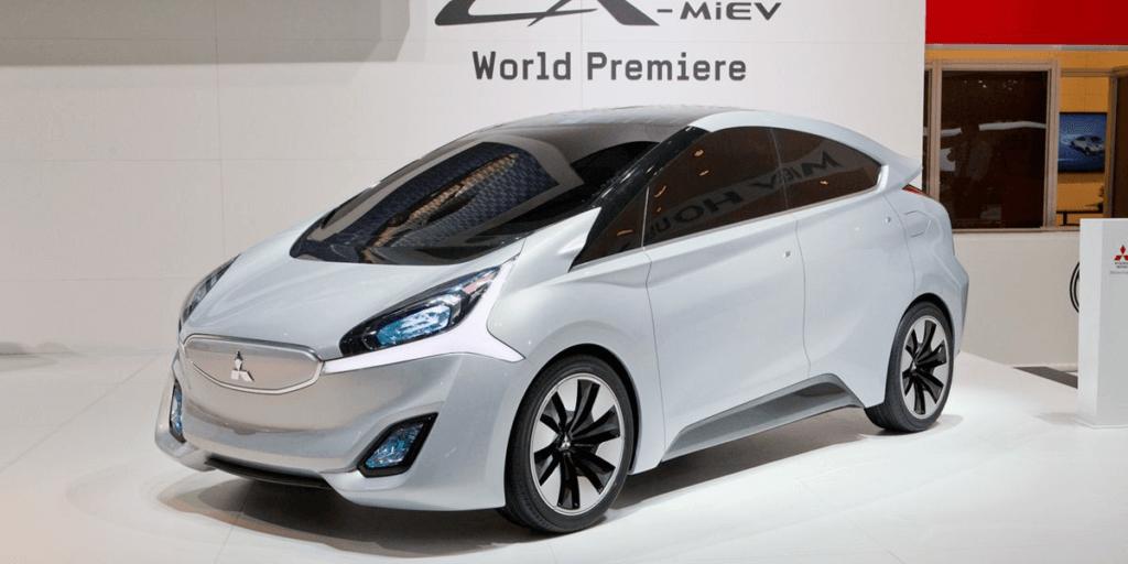 Mitsubishi CA-MiEV koncepts