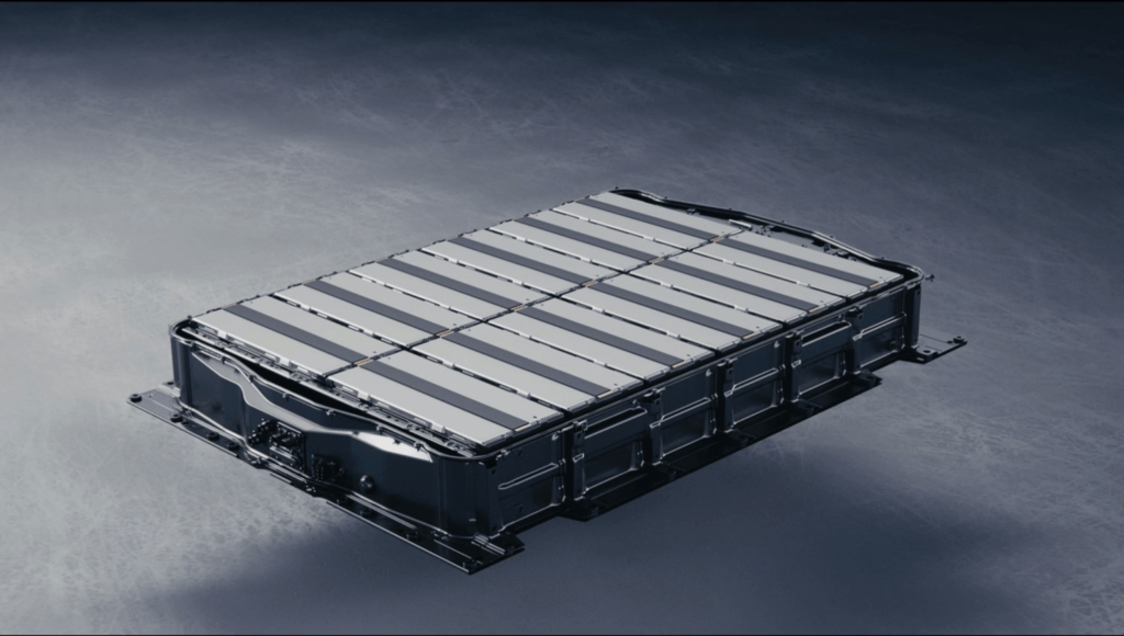 GM Ultium bateriju paka