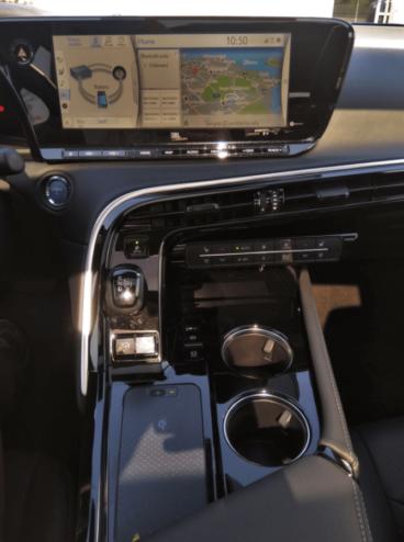 Ūdeņraža elektroauto Toyota Mirai apskats 2