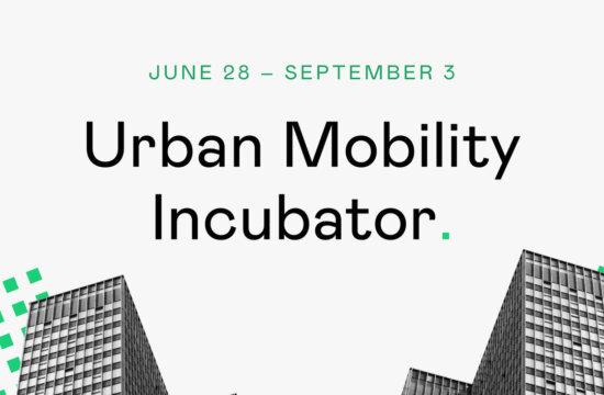 Urban Mobility Incubator