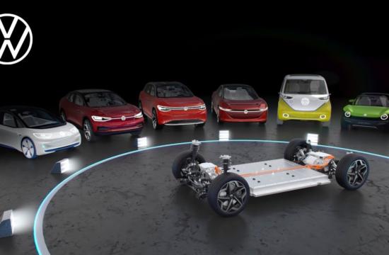 Volkswagen MEB platforma