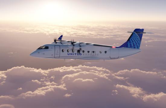 United Airlines ES-19