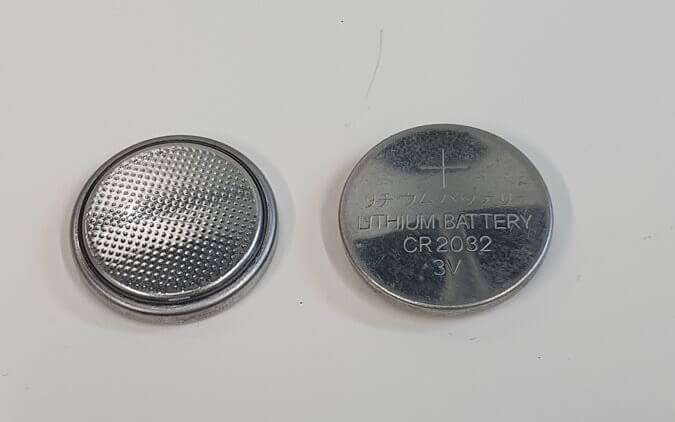 Nano Ray-T litija baterija