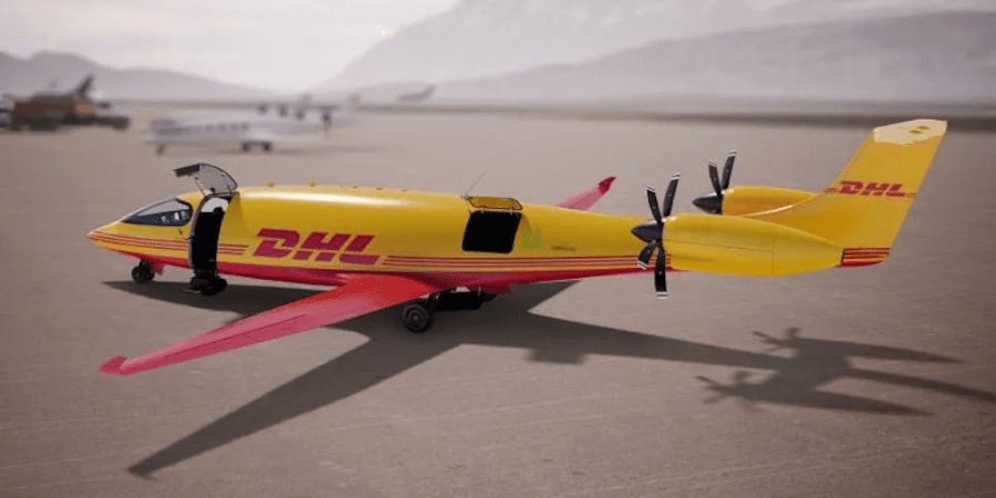 DHL Express Eviation Alice