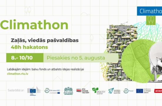 RTU Dizaina fabrika Climathon