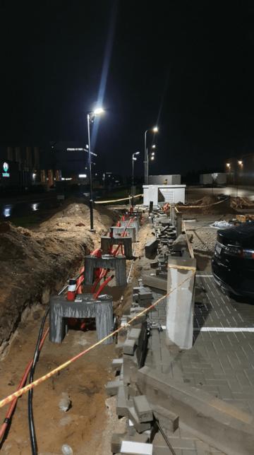 Lietuvā jau top Tesla Supercharger 1