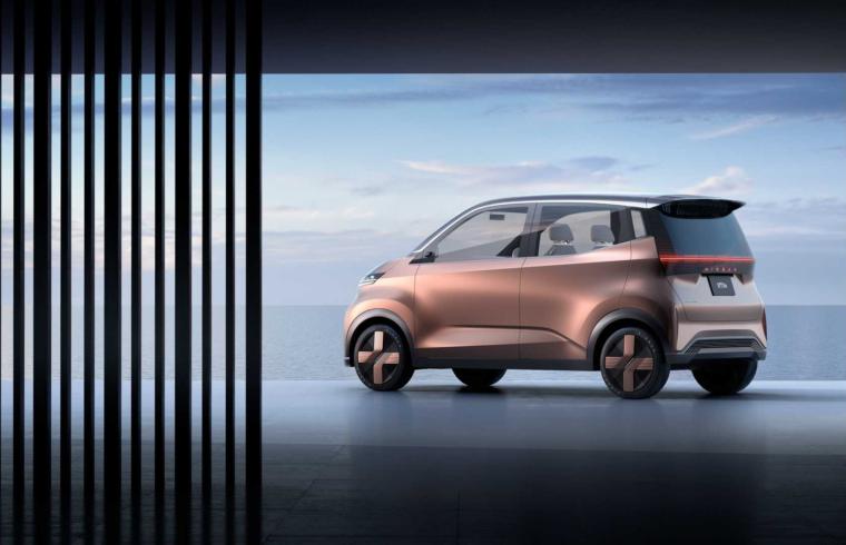 Nissan IMk konceptauto