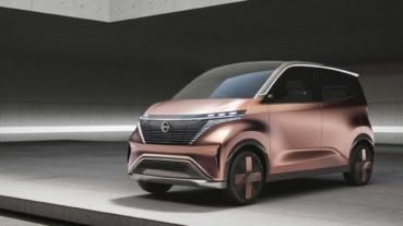 Nissan ražos Japānai elektoauto, kādu vajadzētu arī Eiropai 3