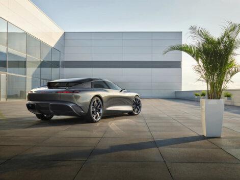 Audi prezentē otro no trim konceptauto – Audi grandsphere 1