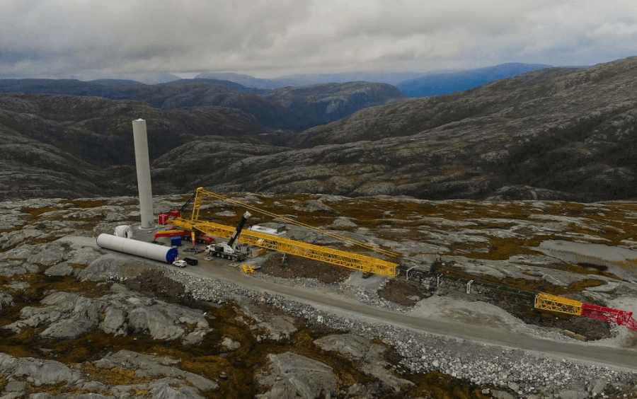 SIA Heavy Cranes darbība
